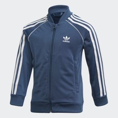 Conjunto Deportivo SST Azul Niño Originals