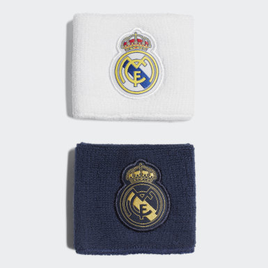Football Blue Real Madrid Wristbands