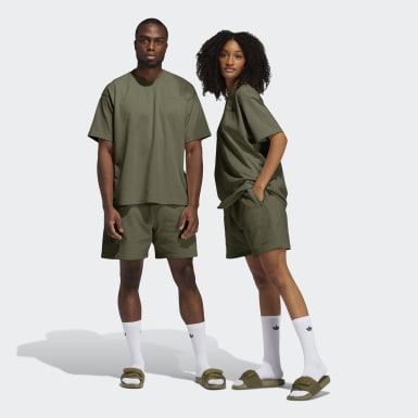 PW BASICS SHORT Verde Originals