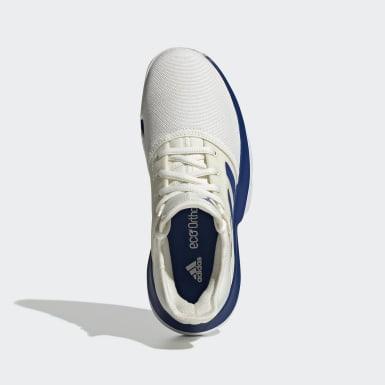 Youth Tennis Beige SoleCourt Shoes