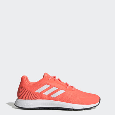 Women Running Orange Sooraj Shoes