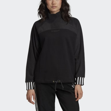 Dames Originals Zwart R.Y.V. Sweatshirt