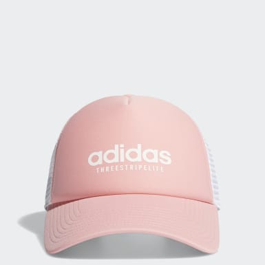 Women's Essentials Pink Core Trucker Hat
