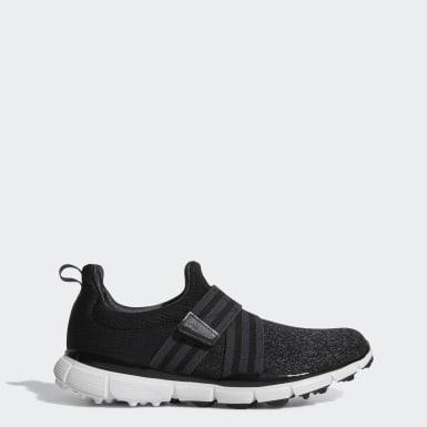 Women Golf Black Climacool Shoes