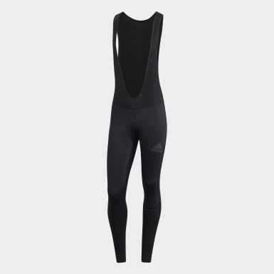 Climawarm Padded Winter Bib Tights Svart