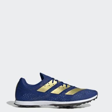 Men's Track & Field Blue Adizero XC Sprint Shoes