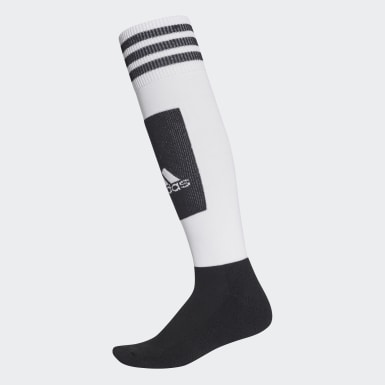 Men Cross Training White Performance Weightlifting Socks