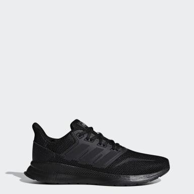Sapatos Runfalcon Preto Mulher Running