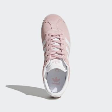 Dievčatá Originals ružová Tenisky Gazelle