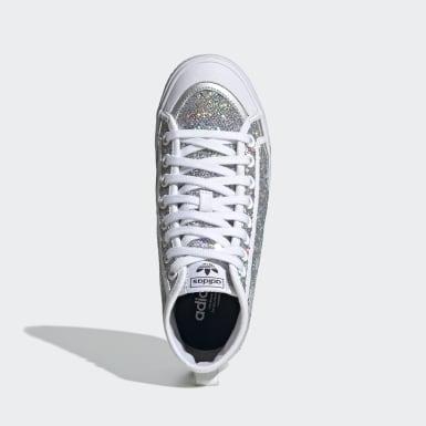 Kadın Originals Silver Nizza High Ayakkabı