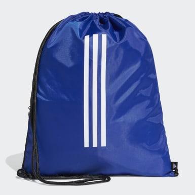 Bolsa Gym Bag Tiro Azul Futebol