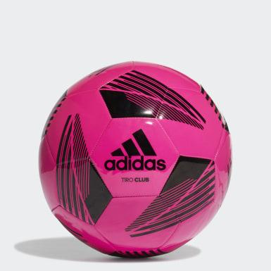 Balón Tiro Club Rosa Fútbol