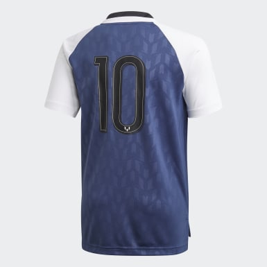 Camiseta Messi Icon Azul Niño Training