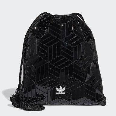 Mochila saco Negro Originals