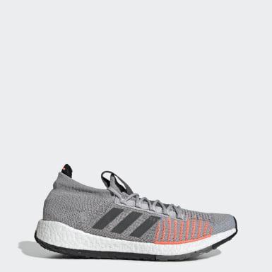 Sapatos Pulseboost HD Cinzento Homem Running