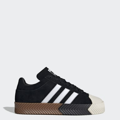 Men's Originals Black adidas Originals by AW Skate Super Shoes
