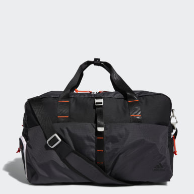 Golf Black Sports Duffel Bag