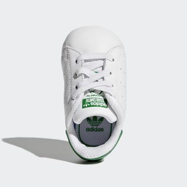 Chaussure Stan Smith blanc Bambins & Bebes Originals