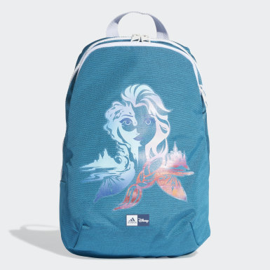 Kids 4-8 Years Training Turquoise Frozen Classic Backpack