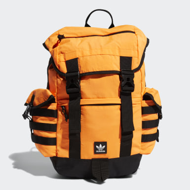 Originals Orange Utility Backpack