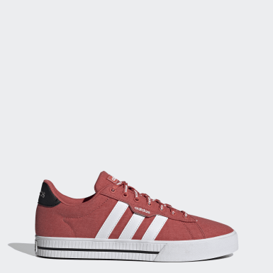 Men Sport Inspired Red Daily 3.0 Shoes