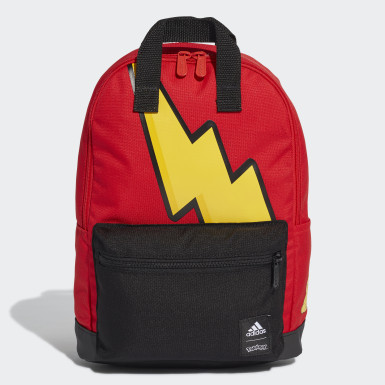 Morral Pokémon (UNISEX) Rojo Niño Training