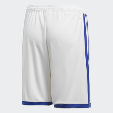 Youth Soccer White Regista 18 Shorts
