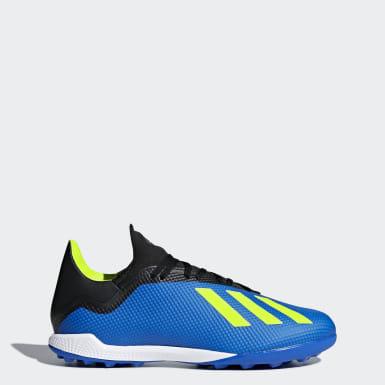 Calzado de Fútbol X Tango 18.3 Pasto Sintético Azul Hombre Fútbol