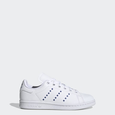 Chaussure Stan Smith blanc Adolescents Originals