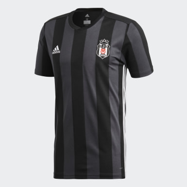 Men Football Grey Beşiktaş JK Third Jersey