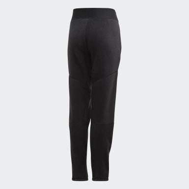 Pantalon adidas Z.N.E. Warm-Up Noir Filles Training