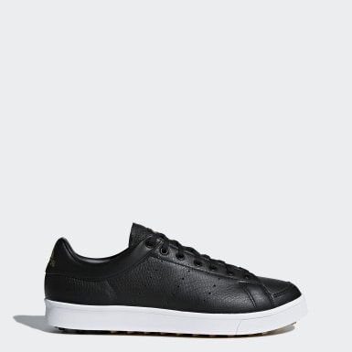Mænd Golf Sort Adicross Classic Wide sko