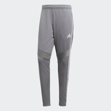 Pants de Entrenamiento Tiro 19 Gris Hombre Fútbol