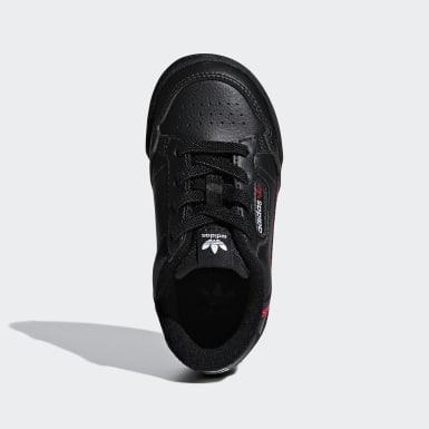 Sapatos Continental 80 Preto Criança Originals