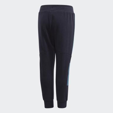 Boys Træning Blå Spider-Man Tapered Leg bukser