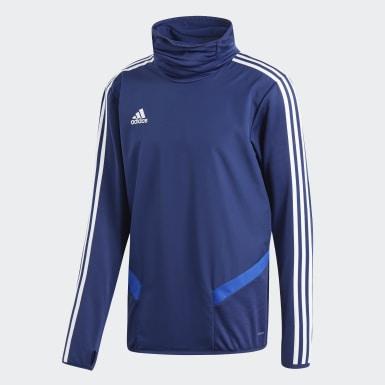 Bluza Tiro 19 Warm Niebieski