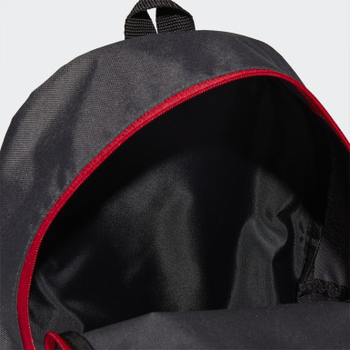Kids Athletics Black Classic Backpack