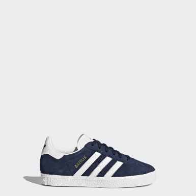 Children Originals Blue Gazelle Shoes