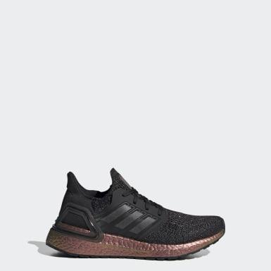 เด็ก วิ่ง สีดำ รองเท้าวิ่ง Ultraboost 20