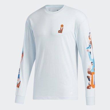 NY Open Long Sleeve Tee