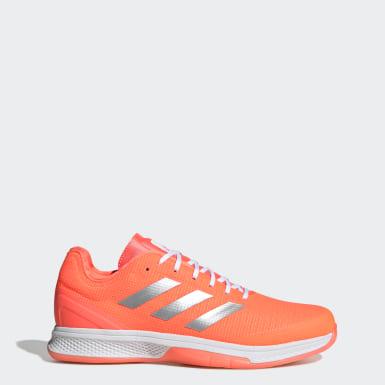 Sapatos Adicross Bounce Laranja Netball