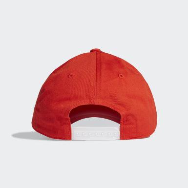 Gorra Daily (UNISEX) Rojo Training