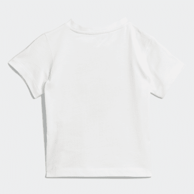 T-shirt Blanc Enfants Originals