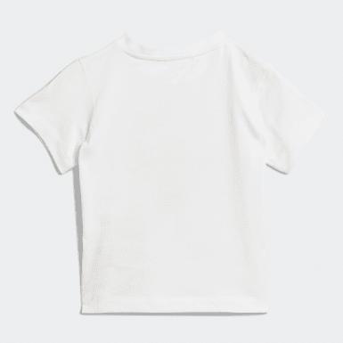 Bebek Originals White Tişört