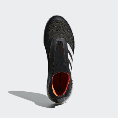 Calzado Predator Tango 18+ Indoor Negro Hombre Fútbol