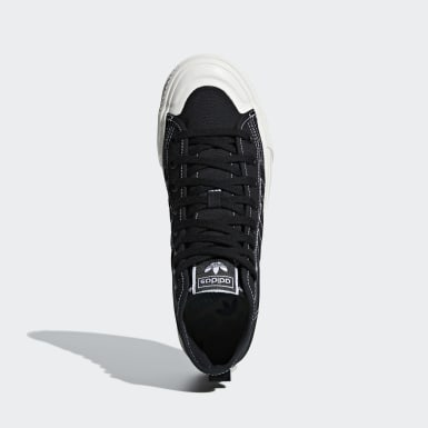Originals Black Nizza RF Hi Shoes