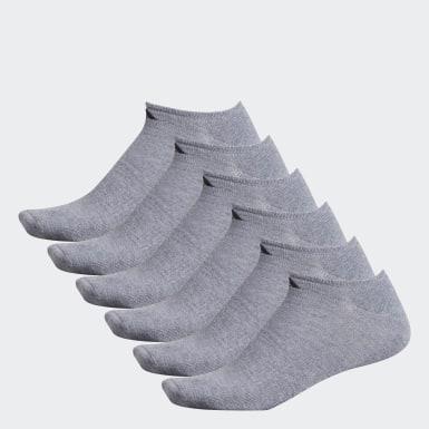 Athletic Cushioned No-Show Socks 6 Pairs XL