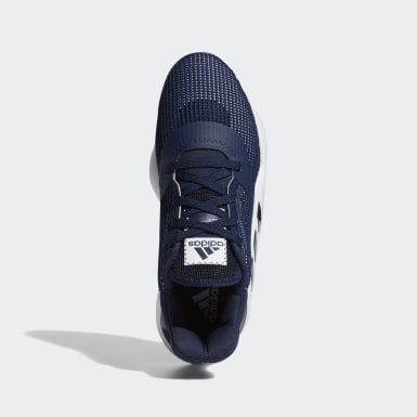 Kvinder Basketball Blå Pro Bounce 2019 Low sko