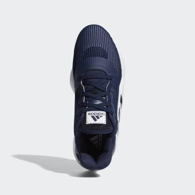Sapatos Pro Bounce 2019 Low Azul Mulher Basquetebol
