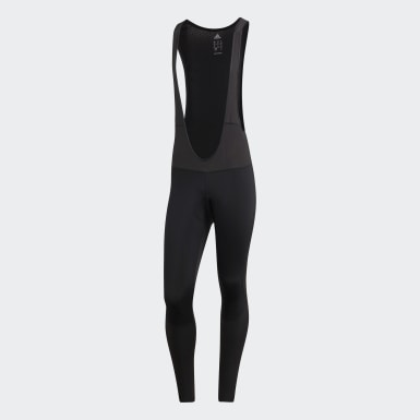 Legginsy adistar Padded Winter Bib Tights Czerń